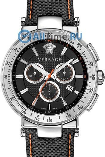 Мужские наручные fashion часы в коллекции Mystique Versace