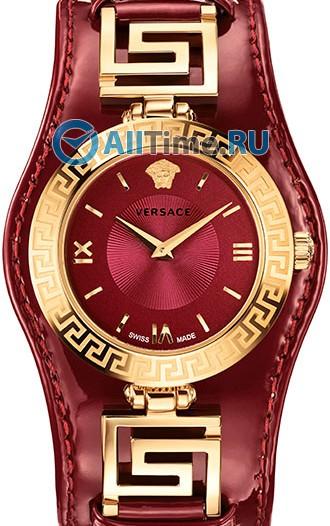 Женские наручные fashion часы в коллекции V-Signature Versace