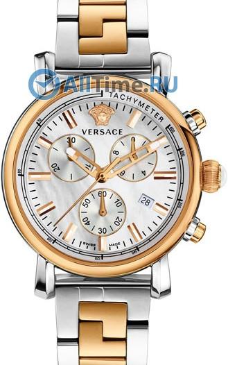 Женские наручные fashion часы в коллекции Day Glam Versace