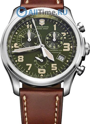 Мужские наручные швейцарские часы в коллекции Infantry Victorinox