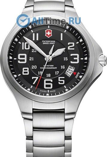 Мужские наручные швейцарские часы в коллекции Base Camp Victorinox