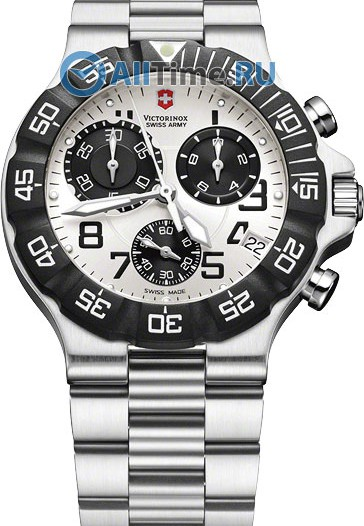 Мужские наручные швейцарские часы в коллекции Summit XLT Victorinox
