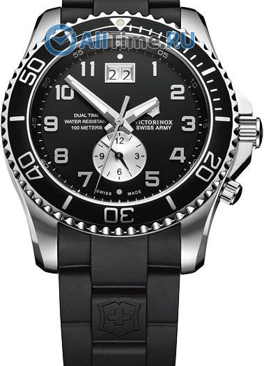 Мужские наручные швейцарские часы в коллекции Maverick Victorinox