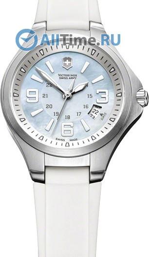 Женские наручные швейцарские часы в коллекции Base Camp Victorinox