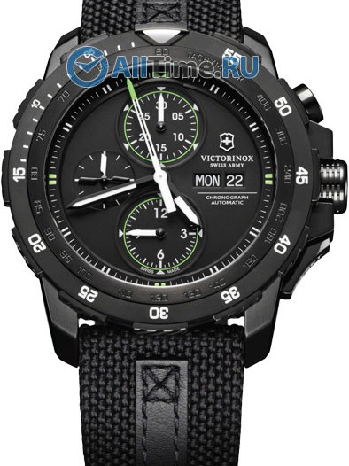 Мужские наручные швейцарские часы в коллекции Alpnach Victorinox