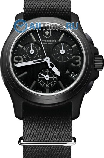 Мужские наручные швейцарские часы в коллекции Original Victorinox