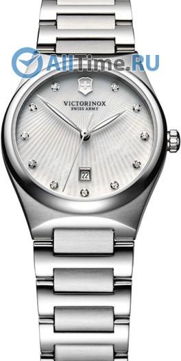 Женские наручные швейцарские часы в коллекции Victoria Victorinox