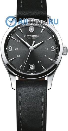 Женские наручные швейцарские часы в коллекции Alliance Victorinox