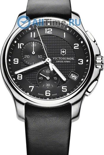 Мужские наручные швейцарские часы в коллекции Officer's Victorinox