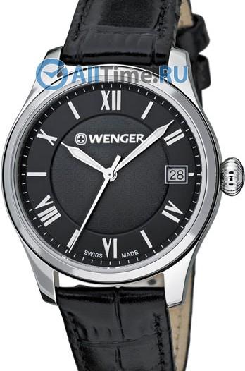 Женские наручные швейцарские часы в коллекции Terragraph Wenger