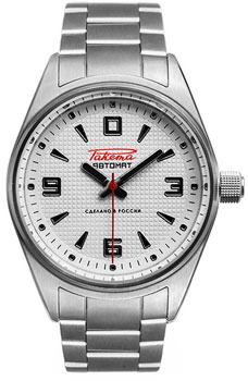 Российские наручные  мужские часы Raketa W-20-16-30-0123. Коллекция Petrodvorets Classic