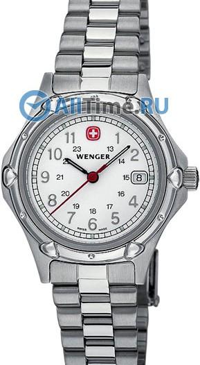 Женские наручные швейцарские часы в коллекции Standard Issue Wenger