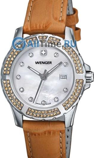 Женские наручные швейцарские часы в коллекции Sport Elegance Wenger