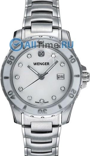 Женские наручные швейцарские часы в коллекции Sport Wenger