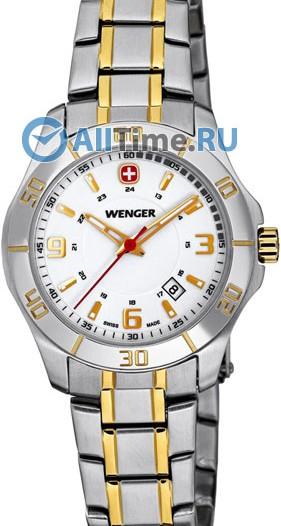 Женские наручные швейцарские часы в коллекции Alpine Wenger