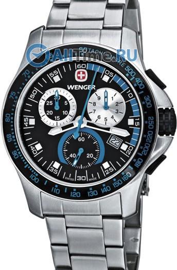 Мужские наручные швейцарские часы в коллекции Battalion Wenger