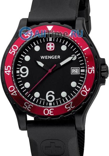 Мужские наручные швейцарские часы в коллекции Ranger Wenger