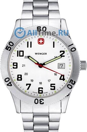 Мужские наручные швейцарские часы в коллекции Grenadier Wenger