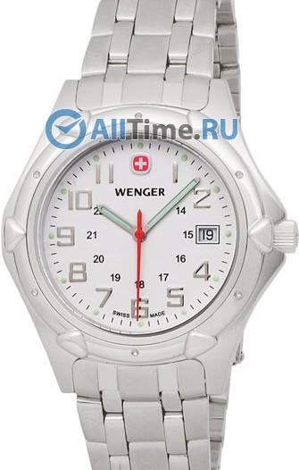 Мужские наручные швейцарские часы в коллекции Standard Issue Wenger