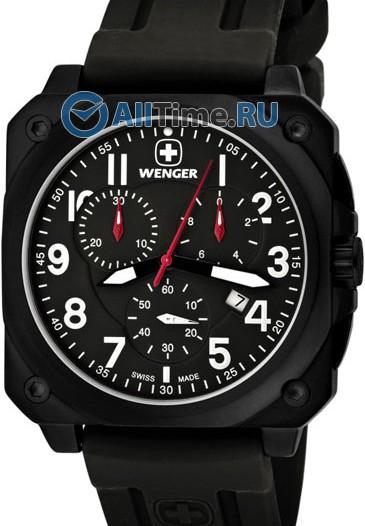 Мужские наручные швейцарские часы в коллекции AeroGraph Wenger