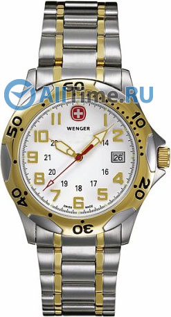 Мужские наручные швейцарские часы в коллекции Regiment Wenger