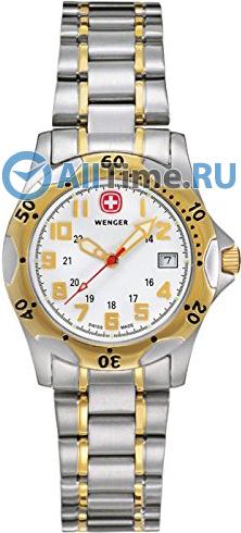 Женские наручные швейцарские часы в коллекции Regiment Wenger