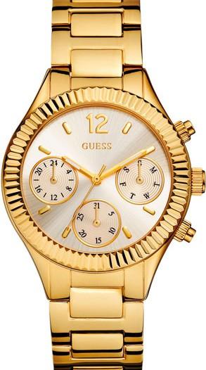 Женские наручные fashion часы в коллекции Sport Steel Guess