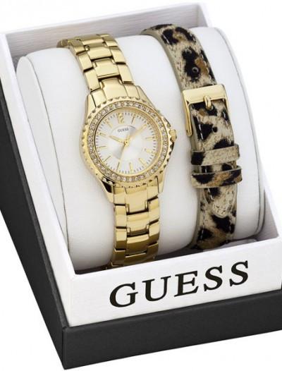 Женские наручные fashion часы в коллекции Box Set Guess