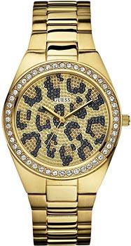 fashion наручные  женские часы Guess W10606L1. Коллекция Ladies jewelry