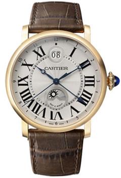 Швейцарские наручные  мужские часы Cartier W1556220