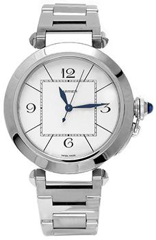 Швейцарские наручные  мужские часы Cartier W31072M7