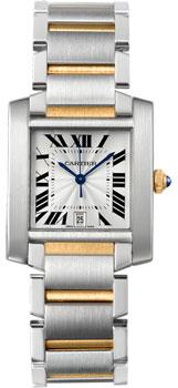 Швейцарские наручные  мужские часы Cartier W51005Q4