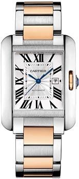 Швейцарские наручные  мужские часы Cartier W5310007