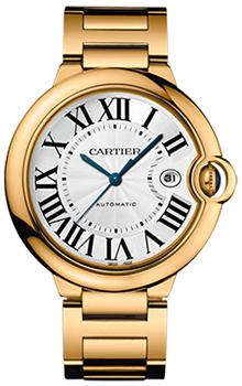 Швейцарские наручные  мужские часы Cartier W69005Z2