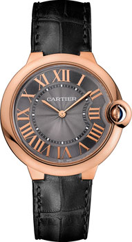 Швейцарские наручные  мужские часы Cartier W6920089
