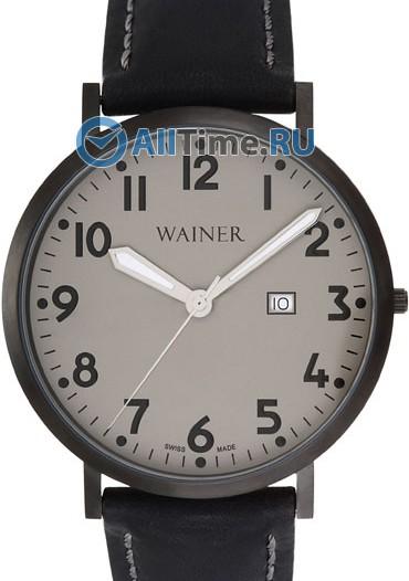 Мужские наручные швейцарские часы в коллекции Bach Wainer