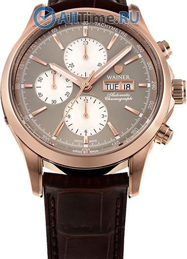 Мужские наручные швейцарские часы в коллекции Automatic Wainer