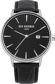 fashion наручные  мужские часы Ben Sherman WB001B. Коллекция Portobello Professional