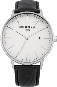 fashion наручные  мужские часы Ben Sherman WB001W. Коллекция Portobello Professional