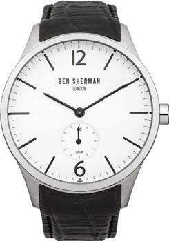 fashion наручные  мужские часы Ben Sherman WB003B. Коллекция Spitalfields Professional