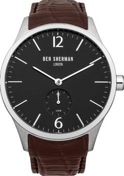 fashion наручные  мужские часы Ben Sherman WB003BR. Коллекция Spitalfields Professional