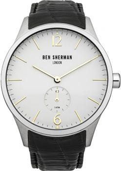fashion наручные  мужские часы Ben Sherman WB003CR. Коллекция Spitalfields Professional