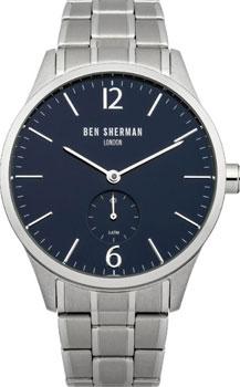 fashion наручные  мужские часы Ben Sherman WB003UM. Коллекция Spitalfields Professional