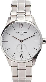 fashion наручные  мужские часы Ben Sherman WB003WM. Коллекция Spitalfields Professional
