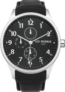 fashion наручные  мужские часы Ben Sherman WB004B. Коллекция Spitalfields Multi-Function