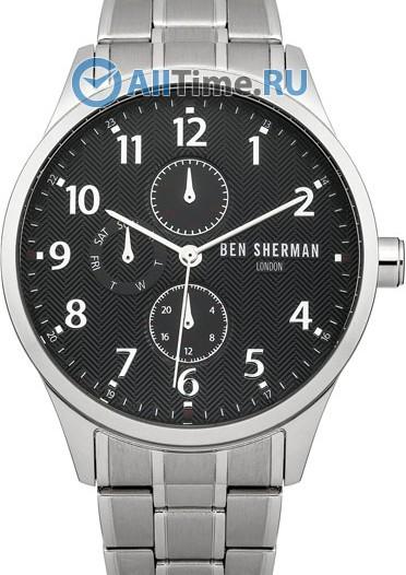 Мужские наручные fashion часы в коллекции Spitalfields Ben Sherman