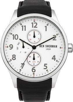 fashion наручные  мужские часы Ben Sherman WB004S. Коллекция Spitalfields Multi-Function