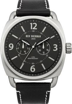 fashion наручные  мужские часы Ben Sherman WB006B. Коллекция Covent Multi-Function