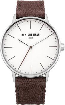 fashion наручные  мужские часы Ben Sherman WB009P. Коллекция Portabello Social