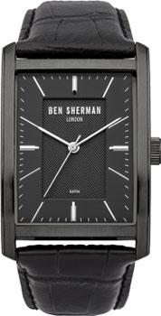 fashion наручные  мужские часы Ben Sherman WB013B. Коллекция Clerkenwell Professional